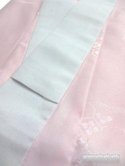 画像2: 振袖用長襦袢 ピンク系 Fサイズ 袖丈 108cm